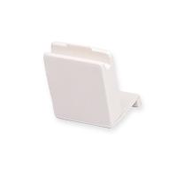 N420.655 Заглушка для портов коммутационного оборудования LANmark snap-In белая 24шт. Nexans N420.655