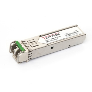 1000BASE-ZX Gigabit Ethernet SFP, 1550, SM