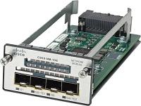 C3KX-NM-1G Модуль Cisco C3KX-NM-1G= Catalyst 3K-X 1G Network Module C3KX-NM-1G