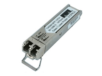 cisco CWDM-SFP-1470= CWDM 1470 NM SFP Gigabit Ethernet and 1G/2G FC