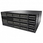 [WS-C3650-24PWS-S] Catalyst 3650 24 Port PoE 4x1G Uplink w/5 AP licenses IPB
