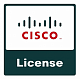 Лицензия L-FL-39E-HSEC-K9 Cisco U.S. Export Restriction Compliance license for 3900E series