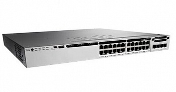 Коммутатор Cisco Catalyst 3850 24 Port Data LAN Base