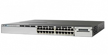 Коммутатор Cisco Catalyst 3850 24 Port Data IP Base