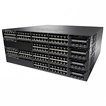 Cisco Catalyst 3650 48 Port PoE 2x10G Uplink IP Base