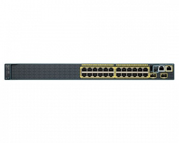 Коммутатор Catalyst 2960S 24 GigE, 2 x SFP LAN Base Cisco