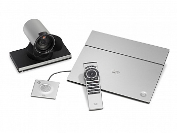 SX20 codec with optional accessories