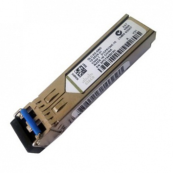 Модуль GLC-EX-SMD Cisco GE SFP, LC Connector, EX transceiver