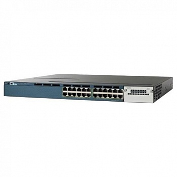 Коммутатор Cisco Catalyst 3560X 24 Port Data LAN Base WS-C3560X-24T-L