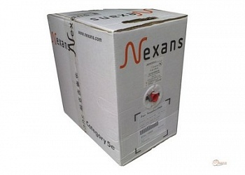 Essential U/UTP 4p, cat 5e, PVC, 305m кабель Nexans